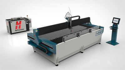 SwiftCut WaterJet